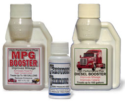 increase gas mileage with mileage boosters